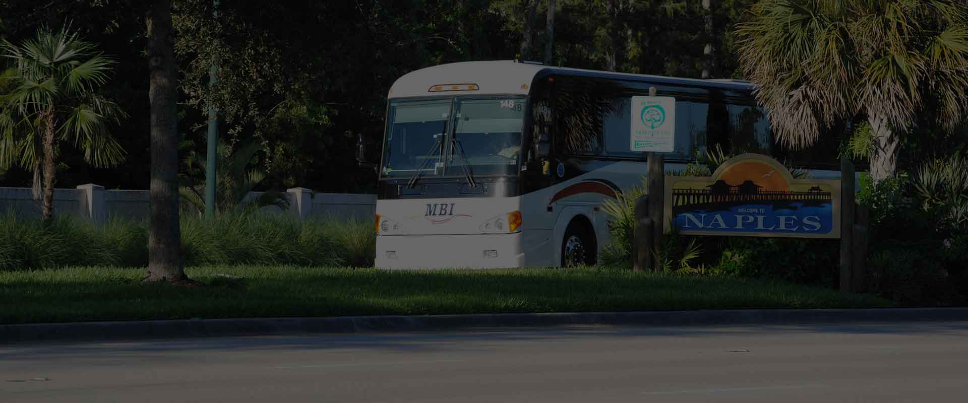 MBI Charters Motorcoach Transportation Rental in Naples, Florida - MBI Charters