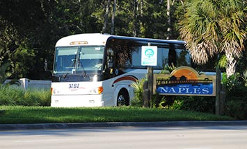 School Group Bus Charters in Florida - MBI Charters
